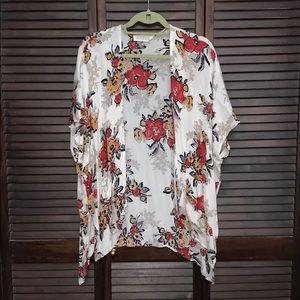 Audrey 3 + 1 Esmeray Open kimono